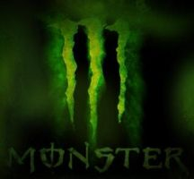 Monster Energy by REDSkill3t