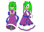Romale: Dresses by manicgirl155