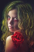 Covered by Roses by AriellaColdheart