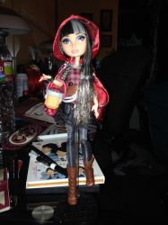 Ever After High Doll: Cerise Hood by StarRacerEva