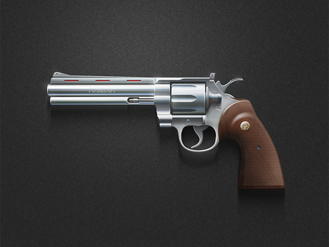 Python 357 Magnum by Giallo86