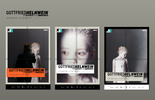 Gottfried Helnwein exhibit by mistikseftali