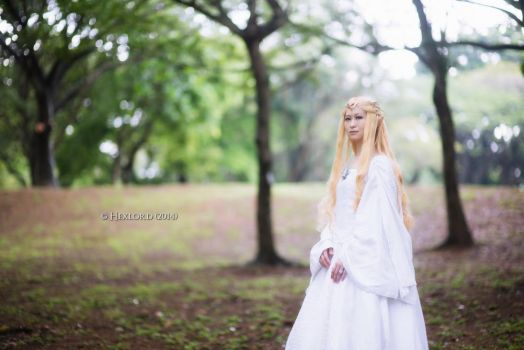 Galadriel by hexlord