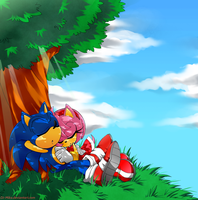 A Lazy Summer Day by DJ-Mika
