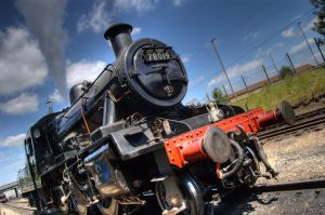 Steam Power HDR by nat1874