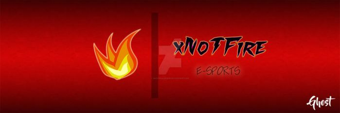 xNoTFire Banner by GhostKiller2404