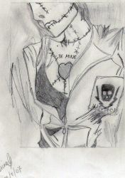 Be Mine, 2007 by suicide-butterflies
