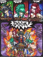 Card Throw of DOOM 8D by ManaDarkMagicianGirl