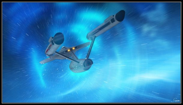 Told You We Should Have Balanced The Nacelles by celticarchie