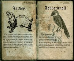 The Jarvey and the Jobberknoll page 35 by Lost-in-Hogwarts