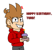 Happy birthday, Tord! by PikaYolo