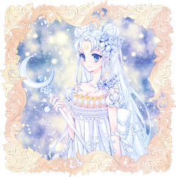 Princess Serenity by MissMonZ
