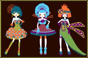 couture dolls by phantasy