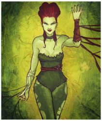 Poison Ivy by JF3