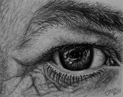 Skin and Eye Practise by mymuseisabitch