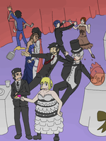 New Years Party by rach-the-whit
