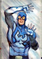 Blue Beetle by JoeComicBook