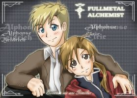 FMA - because we are similar by raidenokreuz76