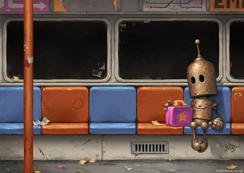 Journeyman by MattDixon
