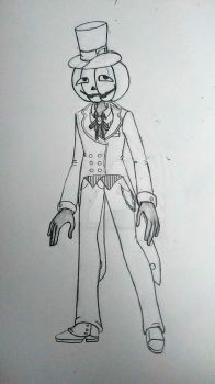 Johnny scarecrow by SidnaTheDragon1
