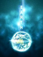 Earth by Hossam2