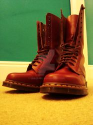 Object Stock - Dr Martens by Quadraro
