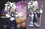 Indigo the White Tigress by Official-Stargazer
