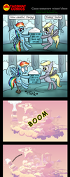 Too much snow by Digital-Ronin