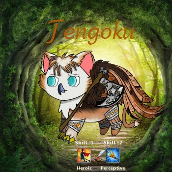 For the Castle Cats: Tengoku by Keeka-Snake