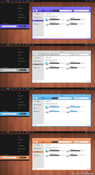 Mac Stylr Color For Win8, 8.1 by Cleodesktop