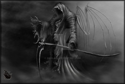 Angel of Death AKA Grim Reaper by sinslave