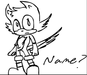 New Character .:Name?:. by SpaazleDazzle