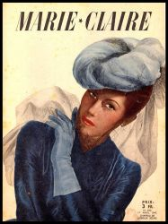 MARIE-CLAIRE - 1942. by SUDOR