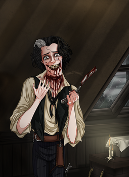 Slit My Throat by SweeneyToddST