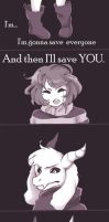 [SPOILERS] I'll save YOU by MiknCookies