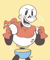 papyrus!! by mushroomstairs