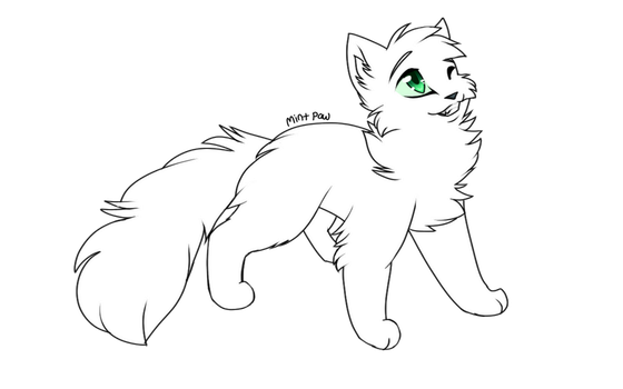 Mintpaw   COMMISSION  by nizumifangs