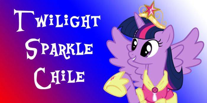 Princess Twilight Sparkle Chile by SlyFoxCl