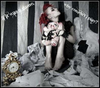 Emilie Autumn Two by RaeOfBlood
