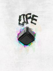 Life is Everywhere by Arnovw
