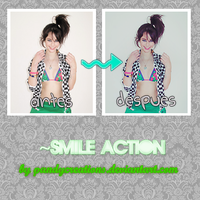 Smile action by PandyCreations