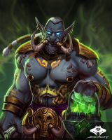 ...Commission: Zandalari Potion Master II... by ShadowPriest