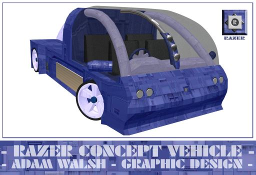 erm..some weird 3d car thing by Deviant-Fayt