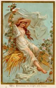 Victorian Advertising - Reason For The Season by Yesterdays-Paper