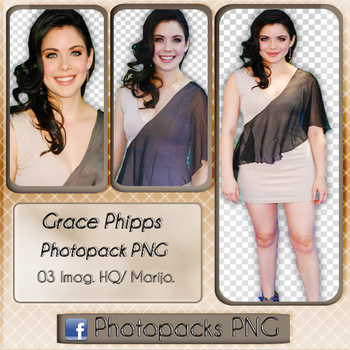 Pack Png: Grace Phipps #17 by MockingjayResources
