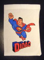 Superman Lunch Bag by Misaky