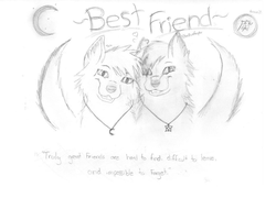 For My Friend by MoonSpitit-Tala