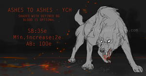 YCH - Ashes to ashes by impalae