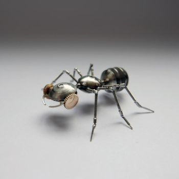 Watch Parts Ant No 1 by AMechanicalMind