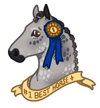 BEST HORSE by Ackerley